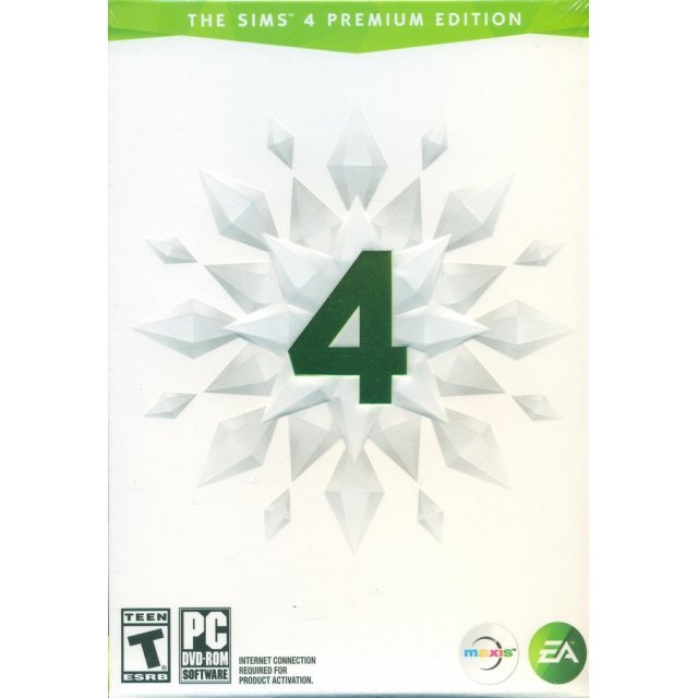 The Sims 4 (Premium Edition) (DVD-ROM)