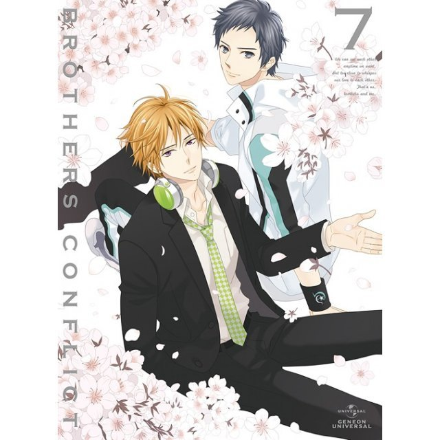 Brothers Conflict Vol.7 [Limited Edition]