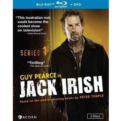Jack Irish: Series 1 [Blu-ray+DVD]