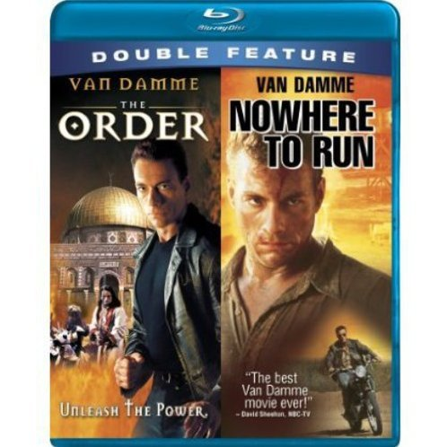 Van Damme: The Order / Nowhere to Run