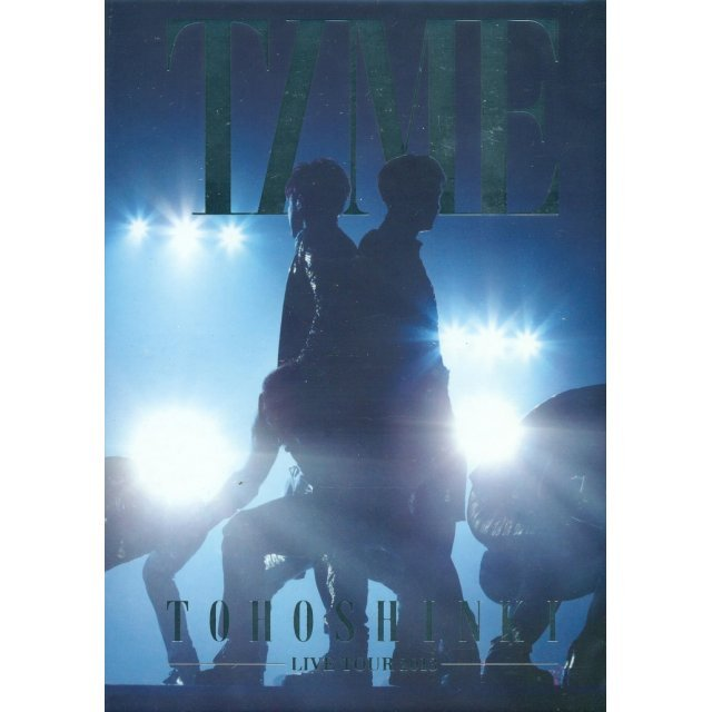 Tohoshinki Live Tour 2013 - Time [Limited Edition]