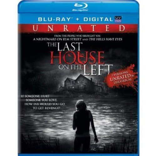 The Last House on the Left [Blu-ray+Digital Copy+UltraViolet]