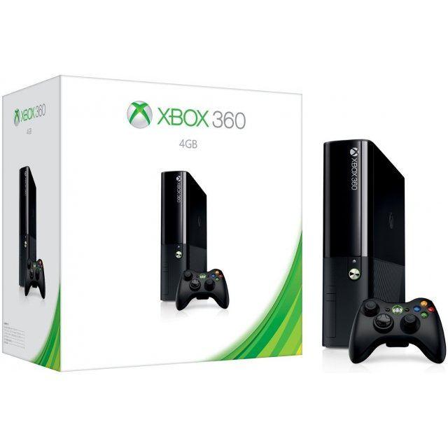 Xbox 360 Console (4GB)