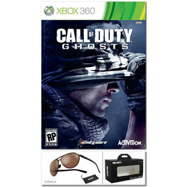 Call of Duty: Ghosts (Gunnar Sunglasses Bundle B)