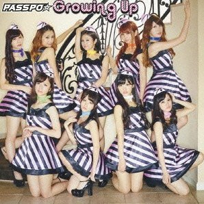 Growing Up Business Class Edition [CD+DVD Limited Edition]