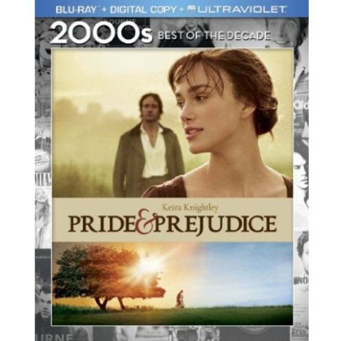 Pride and Prejudice [Blu-ray+UltraViolet]