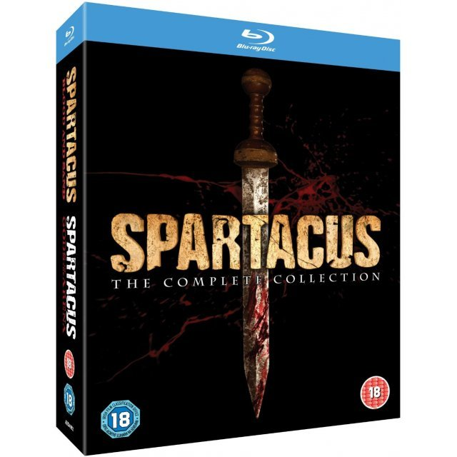 Spartacus: Blood and Sand/Gods Of The Arena