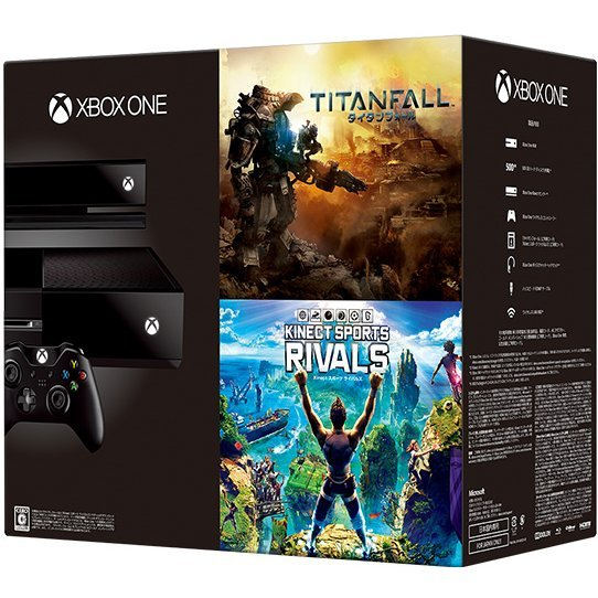 Xbox One Console System [Day One Edition]