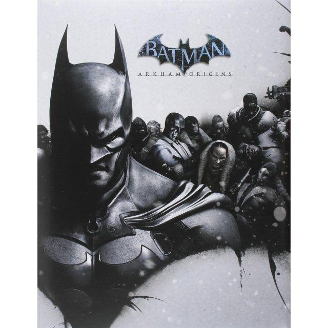 Batman: Arkham Origins Strategy Guide [Limited Edition ...