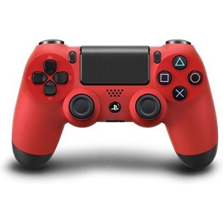 DualShock 4 (Magma Red)