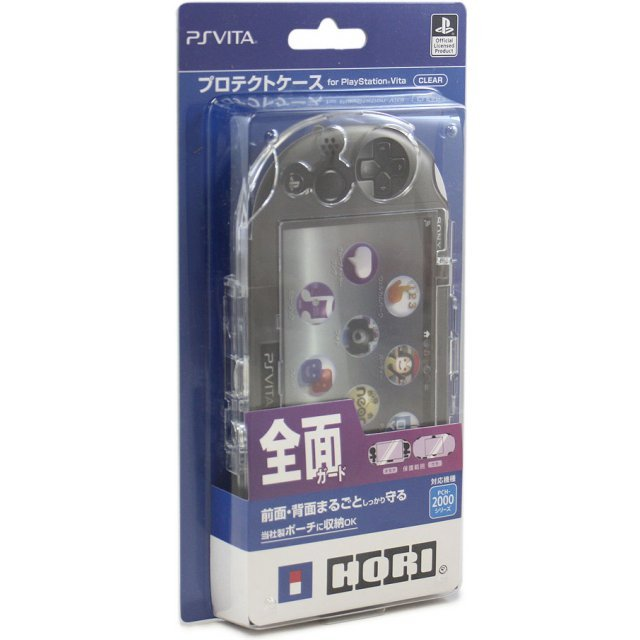 Protector Case for PS Vita PCH-2000 (Clear)