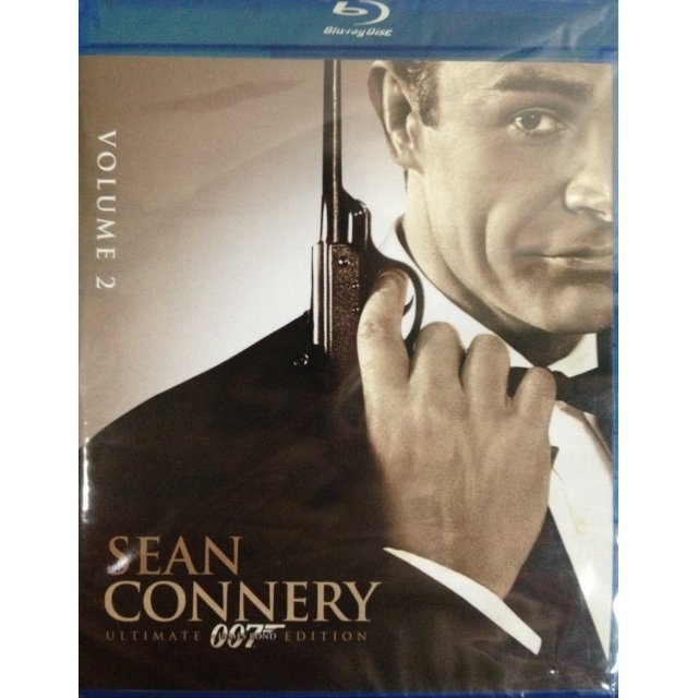Sean Connery 007 Ultimate Edition Vol. 2