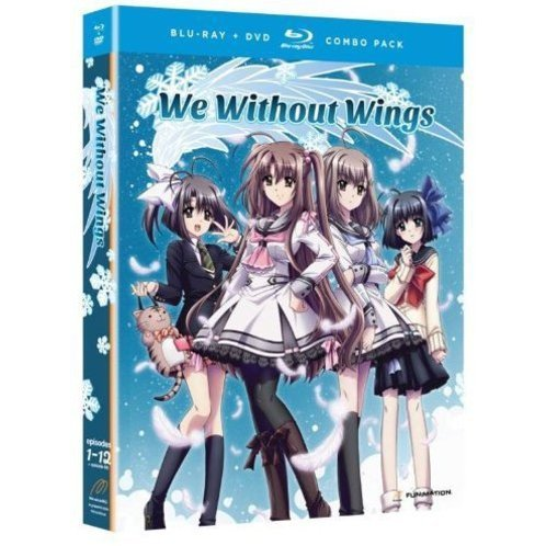 We Without Wings [Blu-ray+DVD]