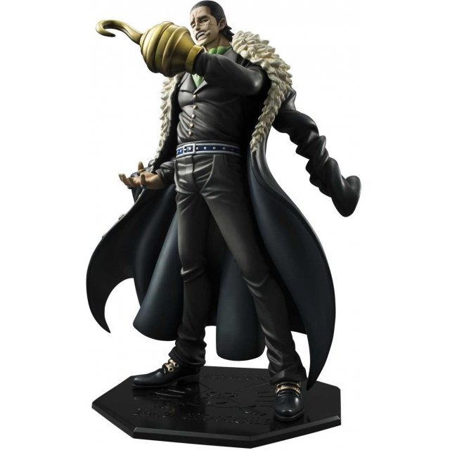 Excellent Model One Piece NEO-EX Portraits of Pirates 1/8 Scale Pre-Painted Figure: Crocodile Repaint Ver. (Japanese Version)