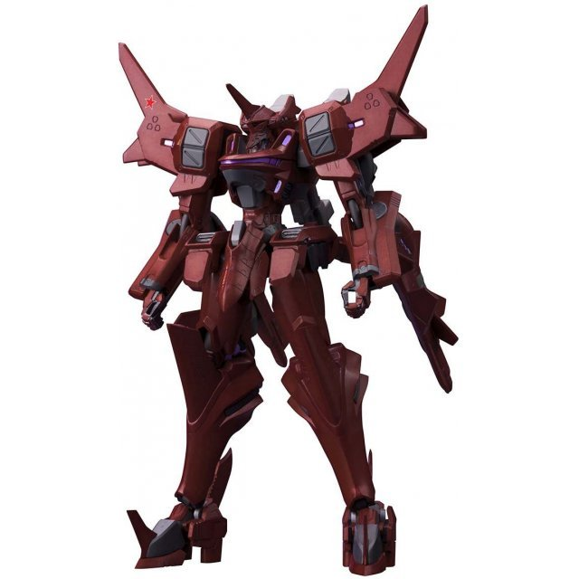Muv-Luv Alternative Total Eclipse 1/144 Scale Plastic Model: Su-47pzX1 Berkut