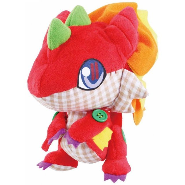 Puzzle & Dragons Transformation Plush Doll: Drall