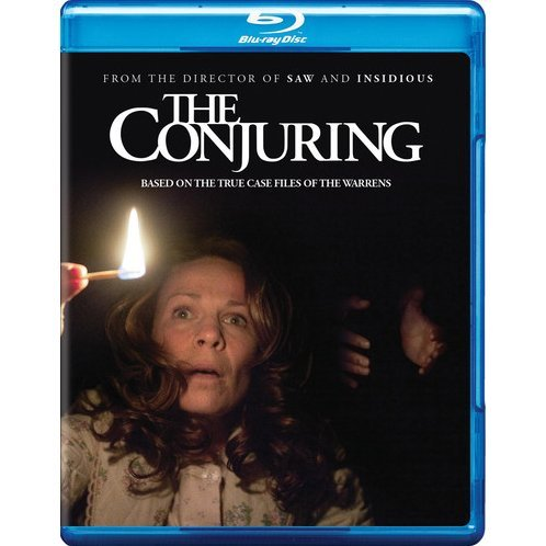 The Conjuring [Blu-ray+DVD+UltraViolet]