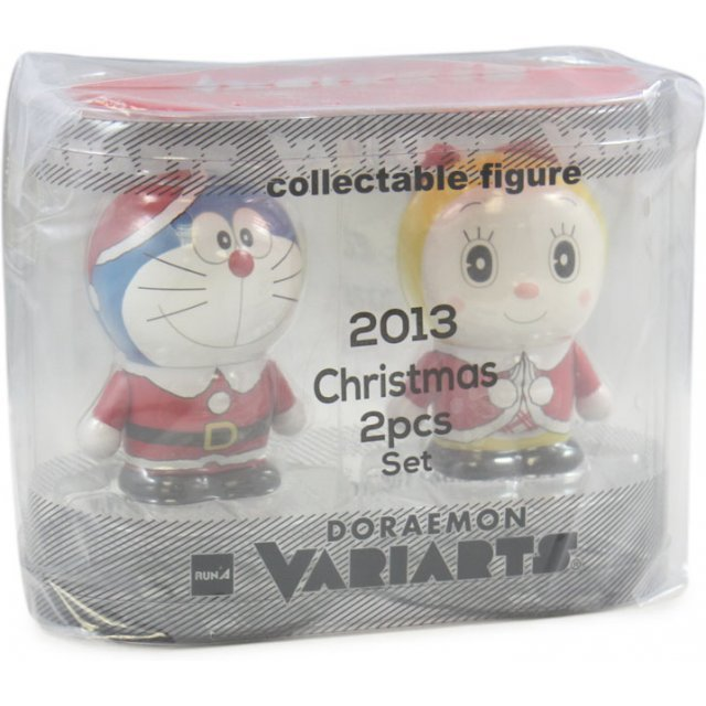 Variarts Doraemon 031 & 032 (Christmas 2 pcs. set edition)