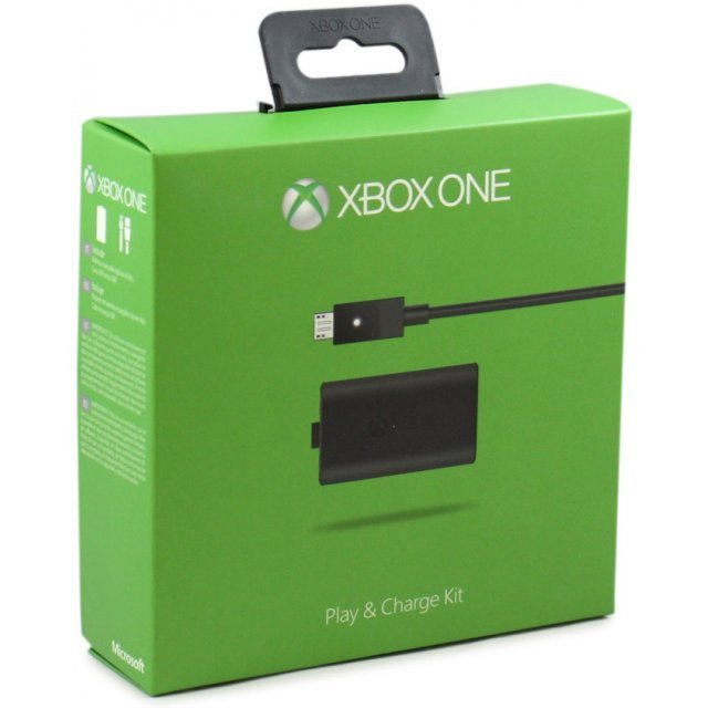 Xbox One Play & Charge Kit (Black)