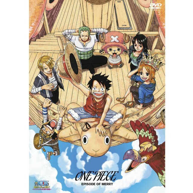 One Piece Episode Of Merry - Mo Hitori No Nakama No Monogatari