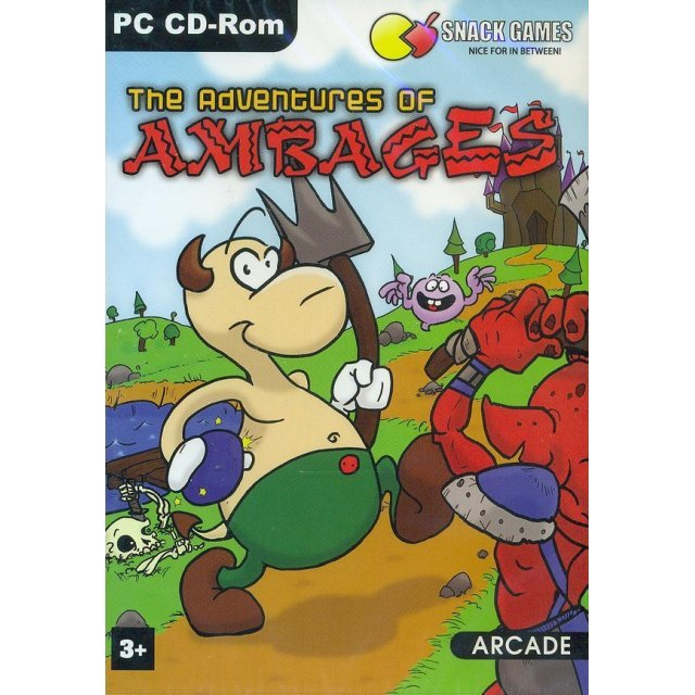 The Adventures of Ambages (Code Only)