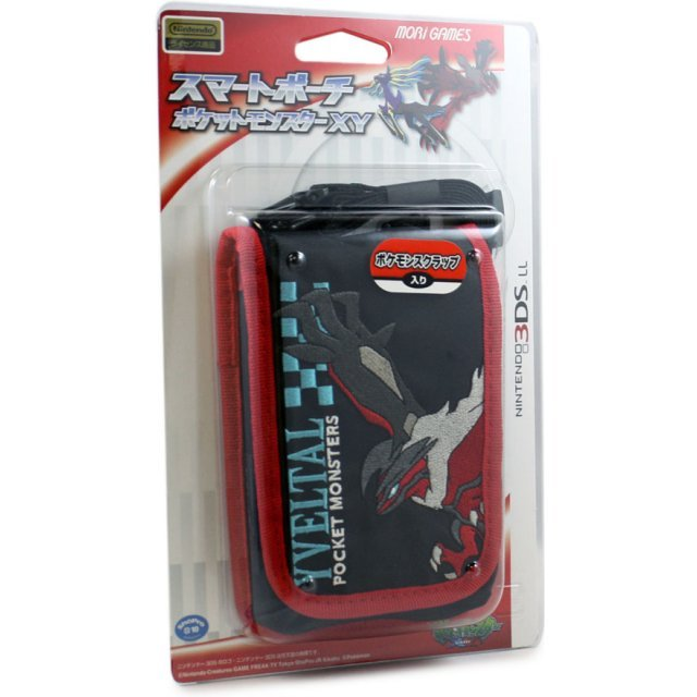 Pokemon Smart Pouch for 3DS LL (Yveltal)