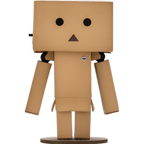 Revoltech Yotsuba&! Non Scale Pre-Painted PVC Figure: Danboard Mini Normal Ver. (Re-run)
