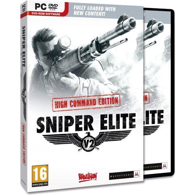 Sniper Elite V2 (High Command Edition) (Steam)