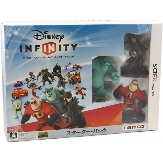 Disney Infinity Toy Box Challenge [Starter Pack]