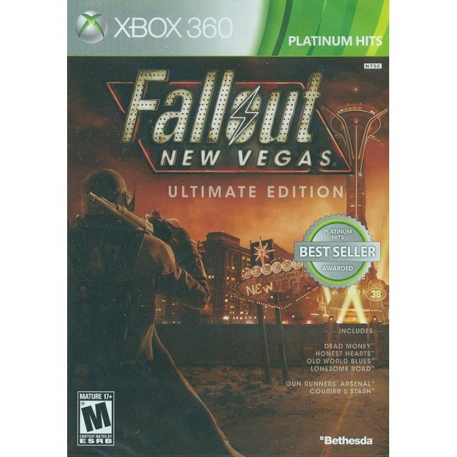 Fallout: New Vegas - Ultimate Edition (Platinum Hits)