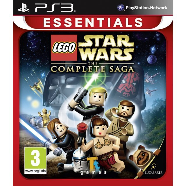 LEGO Star Wars: The Complete Saga (Essentials)