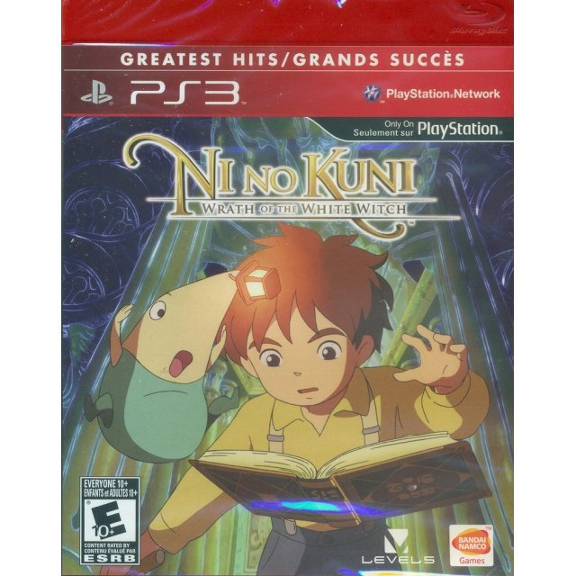 Ni no Kuni: Wrath of the White Witch (Greatest Hits)