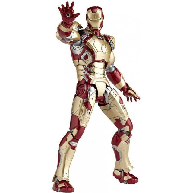 SCI-FI Revoltech Series No.049 Iron Man: Iron Man Mark 42 (Re-run)