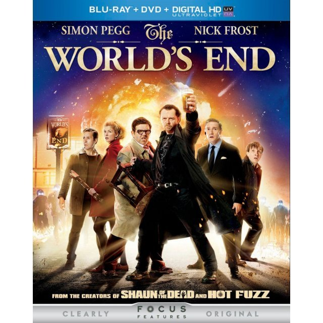 The World's End [Blu-ray+DVD+Digital Copy+UltraViolet]