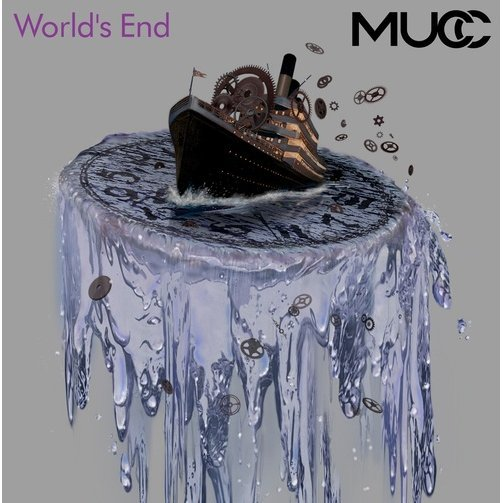 World's End (Meganebu Intro Theme) [CD+DVD Limited Edition]