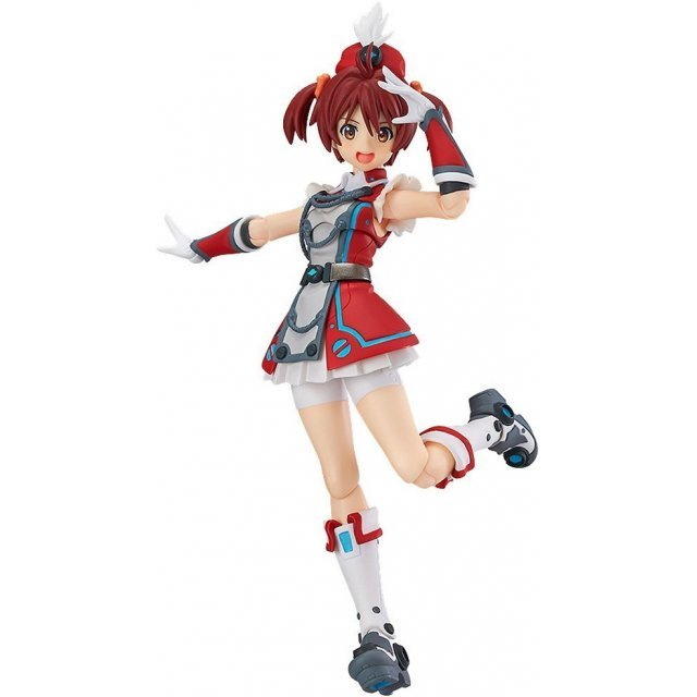 figma Vividred Operation: Isshiki Akane Palette Suit Ver.