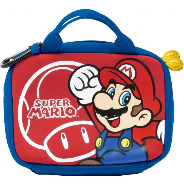 3DS XL Multi Travel Pouch (Mario)