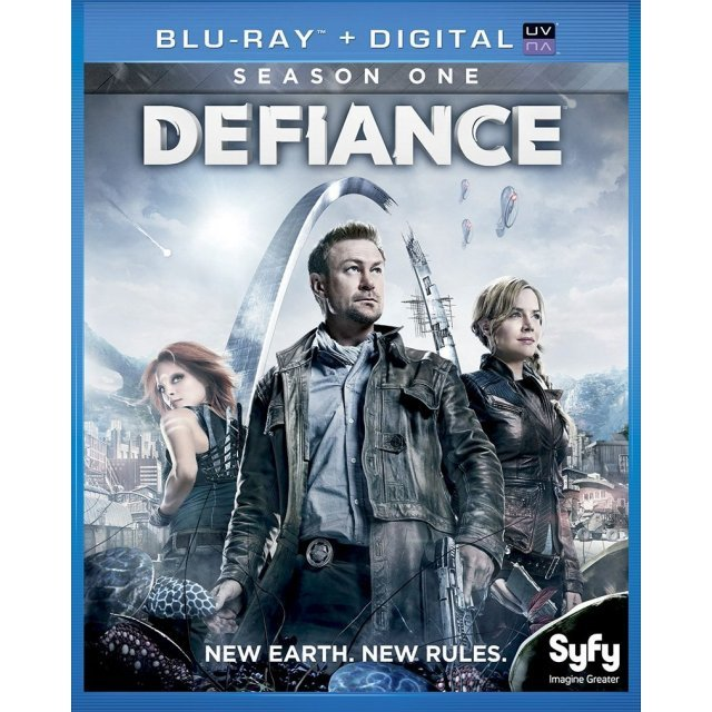 Defiance: Season One [Blu-ray+Digital Copy+UltraViolet]