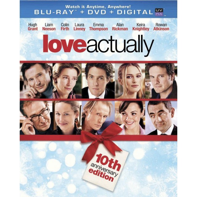 Love Actually [Blu-ray+DVD+Digital Copy]