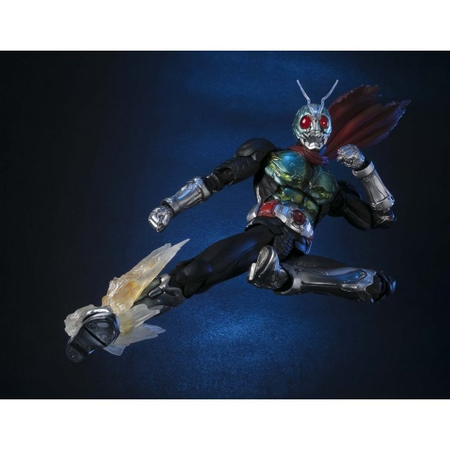 S.I.C. Kamen Rider Pre-Painted Figure: New 1