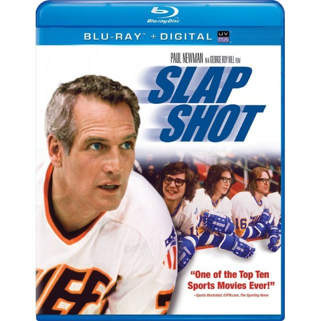 Slap Shot [Blu-ray+Digital Copy+UltraViolet]