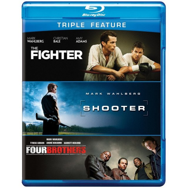 The Fighter / Shooter / Four Brothers