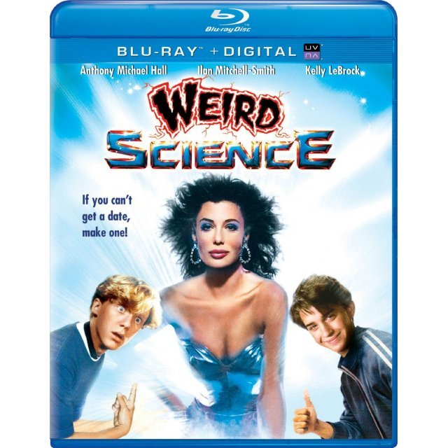 Weird Science [Blu-ray+UltraViolet]