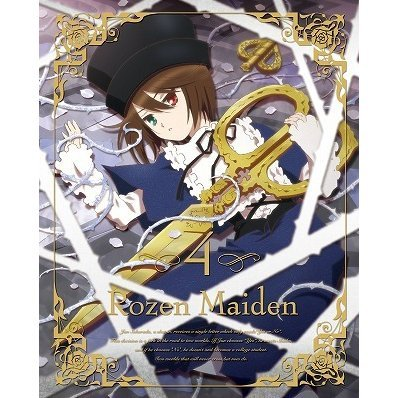 Rozen Maiden Vol.4