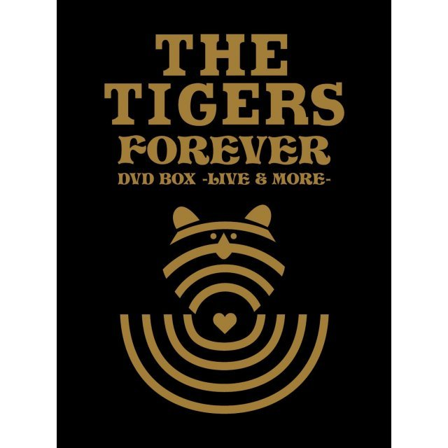 Tigers Forever Dvd Box - Live & More [Limited Edition]