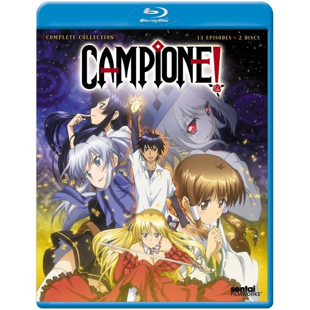 Campione!: Complete Collection
