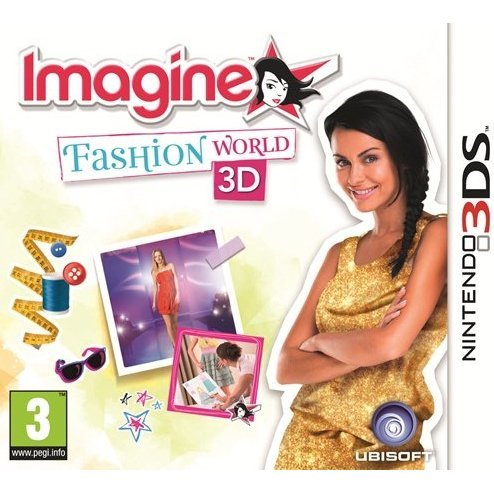 Imagine Fashion World 3D