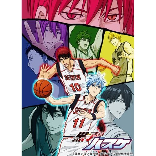 Kuroko no Basuke 2nd Season 1 [Blu-ray+Special CD Limited Edition]