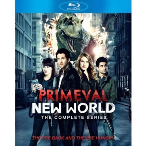 Primeval New World: The Complete Series