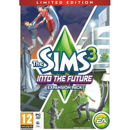 The Sims 3: Into the Future (DVD-ROM)